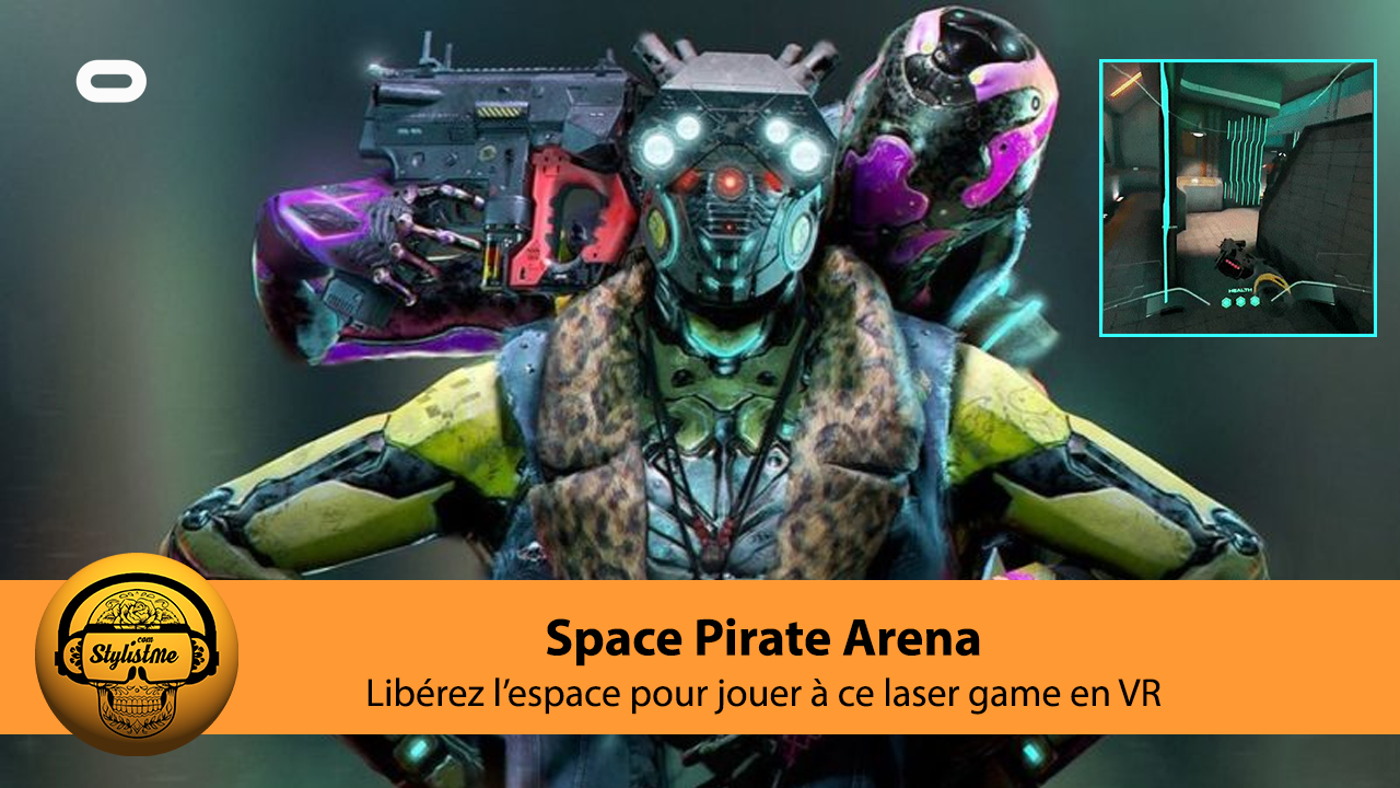Space Pirate Arena test avis