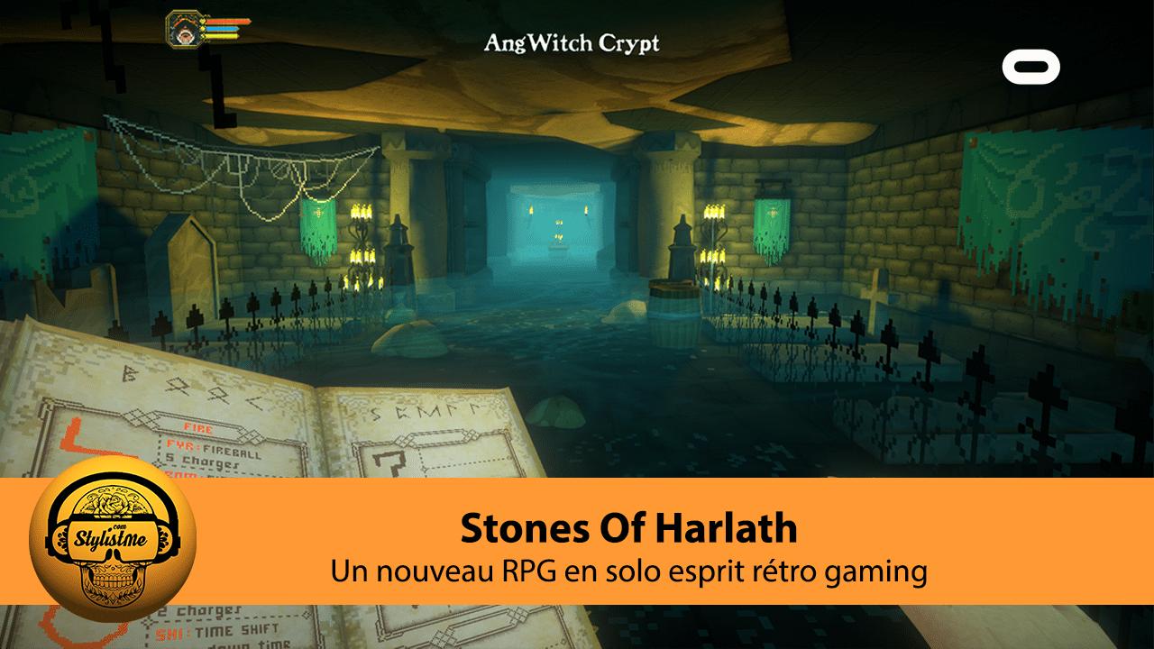 Stones Of Harlath test avis
