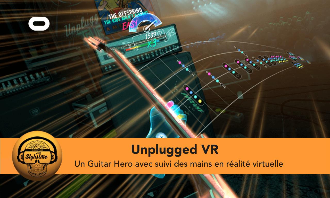 Unplugged VR test avis