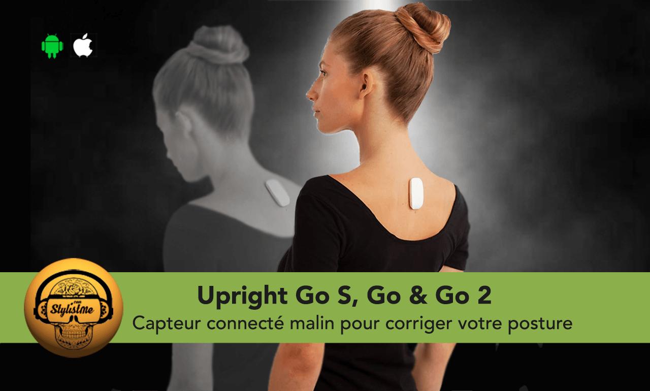 Uprigth Go test avis Go S Go 2