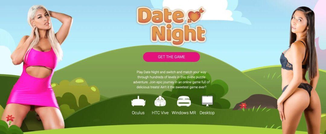 VRB Date Night meilleur jeu porno vr
