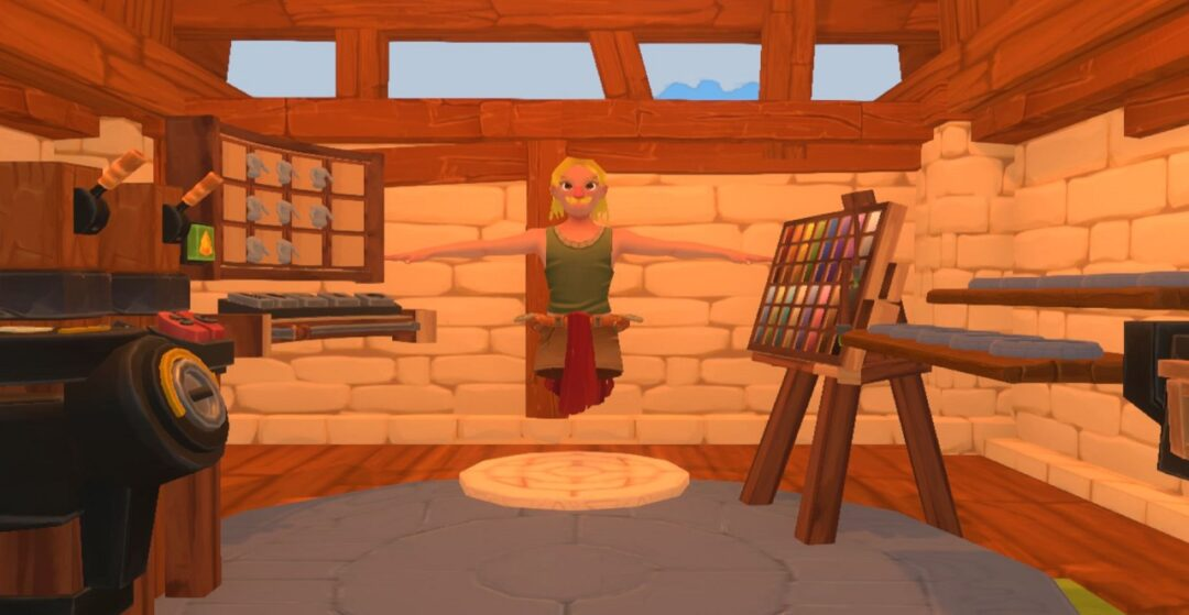 A Township Tale personnaliser personnage