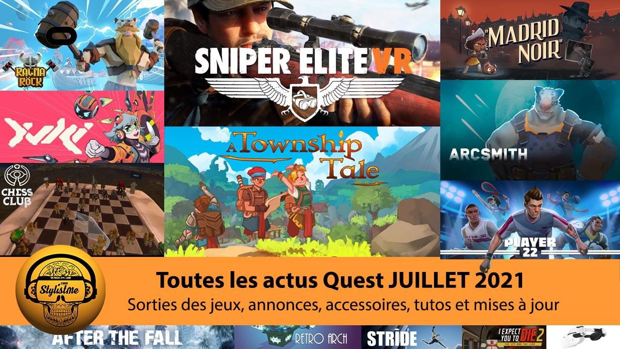 News Quest juillet 2021