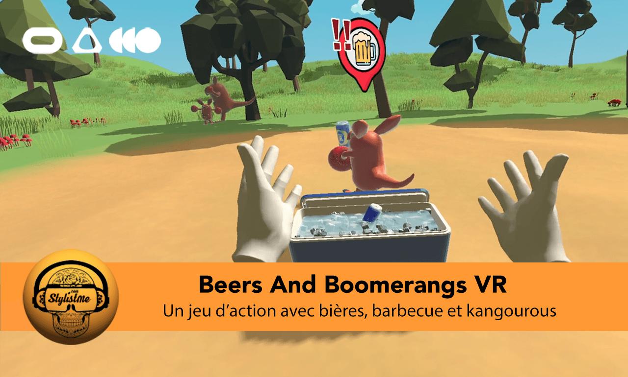 Beers And Boomerangs VR