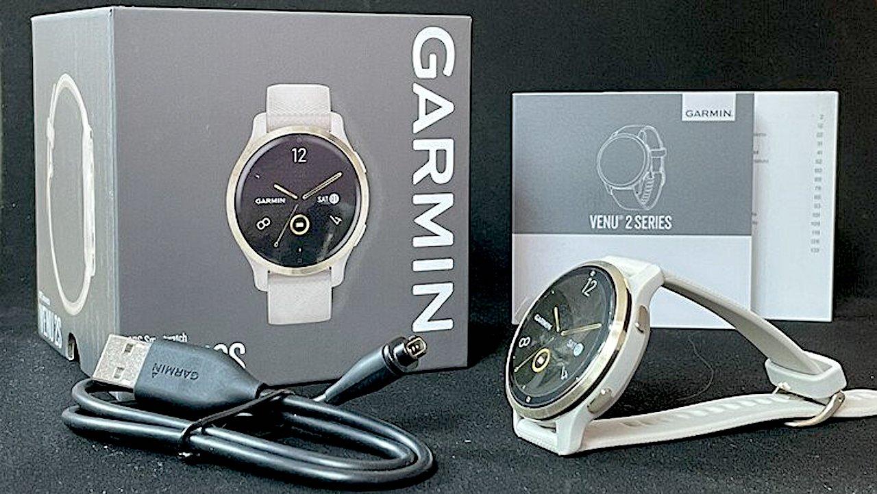 Fitbit Garmin 2S test avis