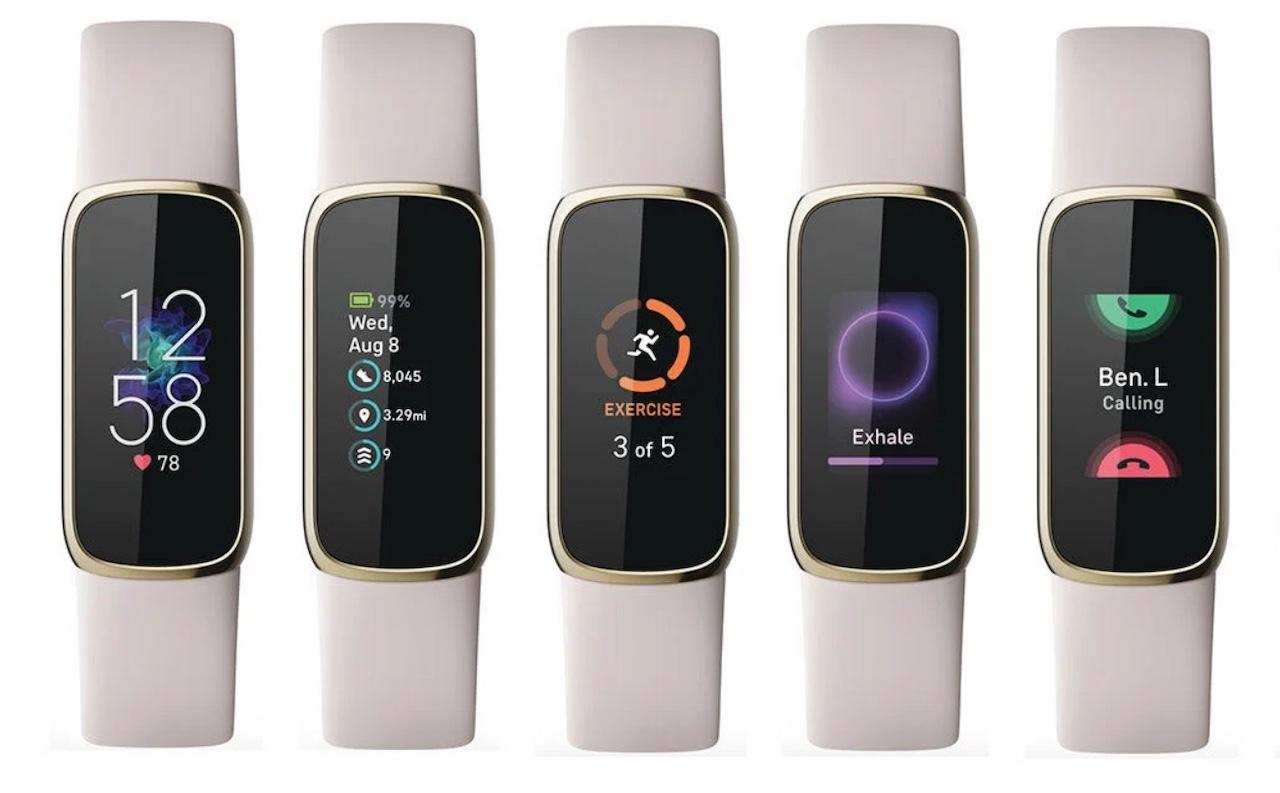Fonctionnalités Fitbit Luxe
