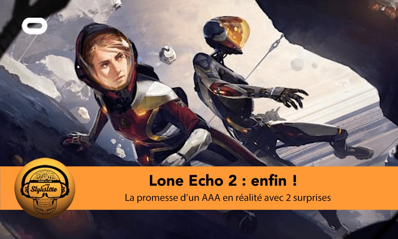 Lone Echo 2 test avis