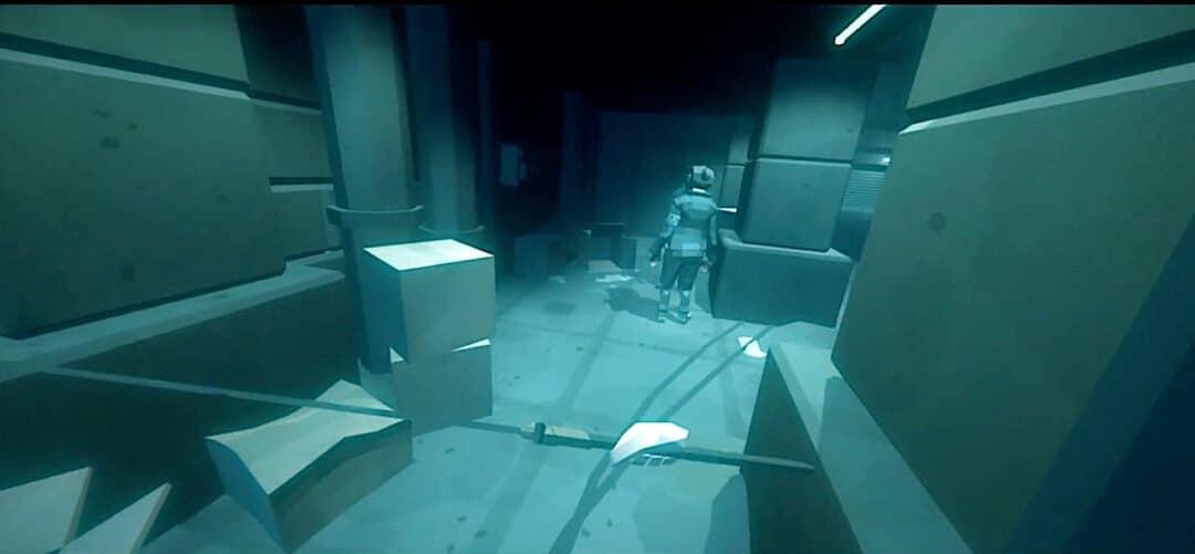 Nyx VR combat