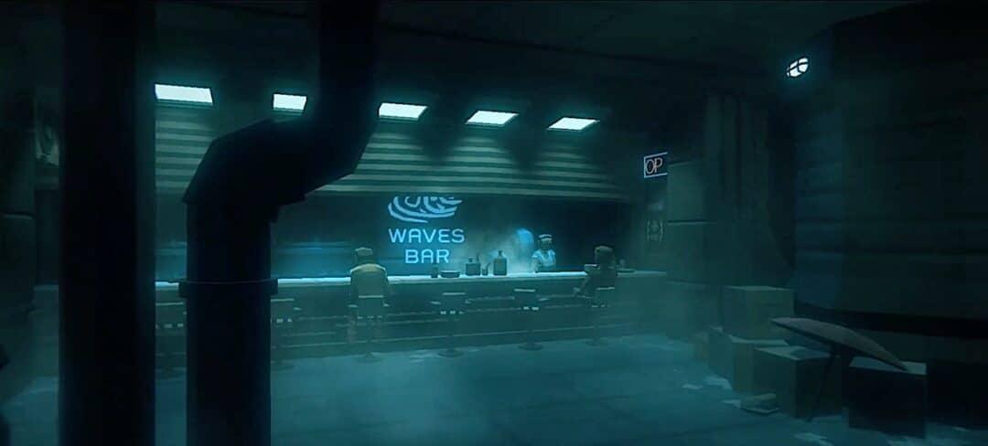 Nyx VR monde ouvert RPG