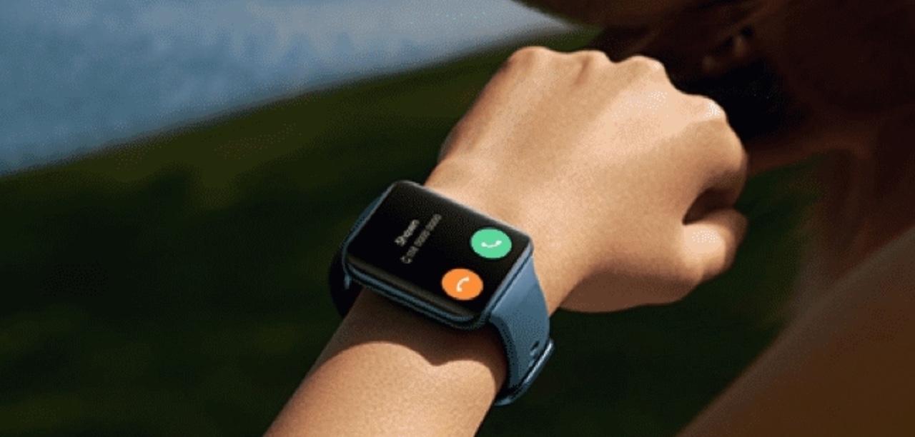 Oppo Watch 2 design