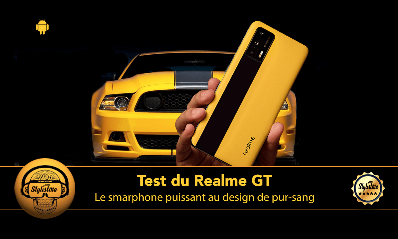 Realme GT test avis