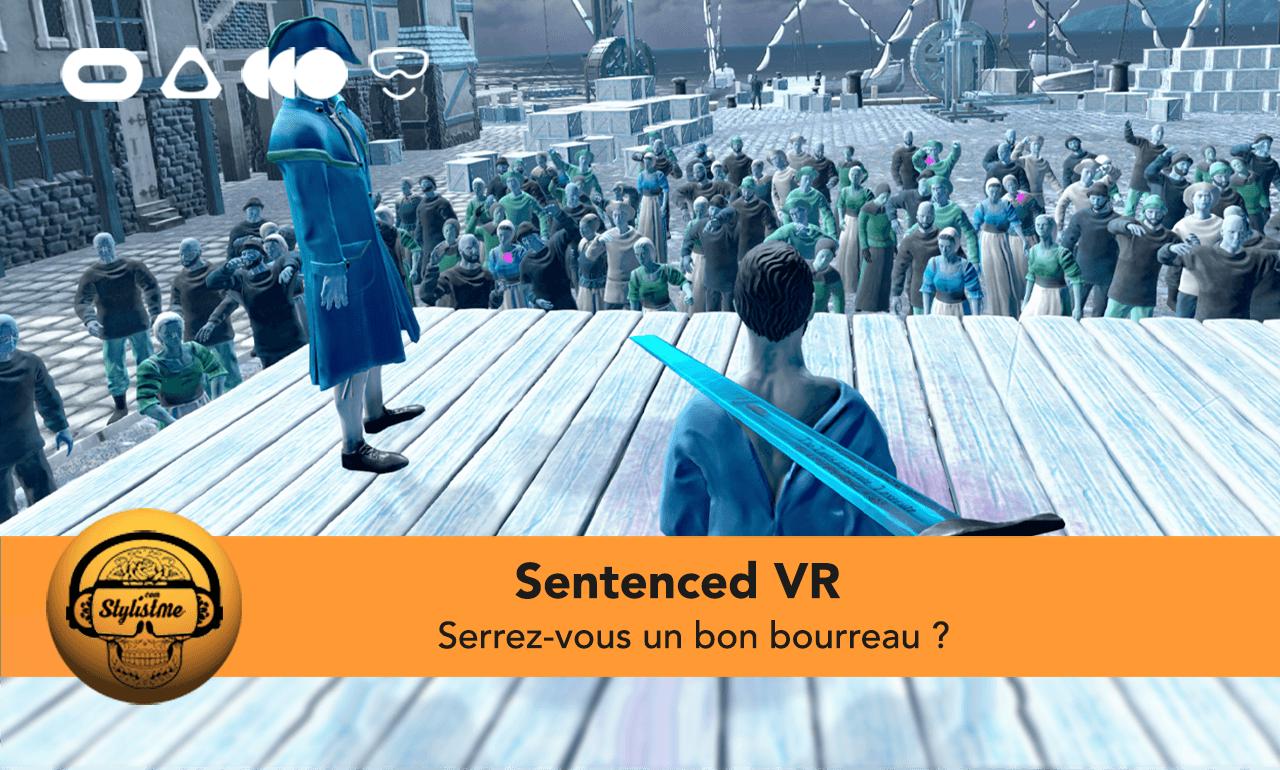 Sentenced VR test avis