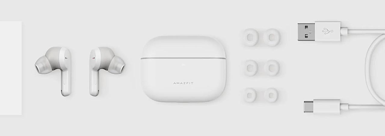 Unboxing Amazfit Powerbuds Pro
