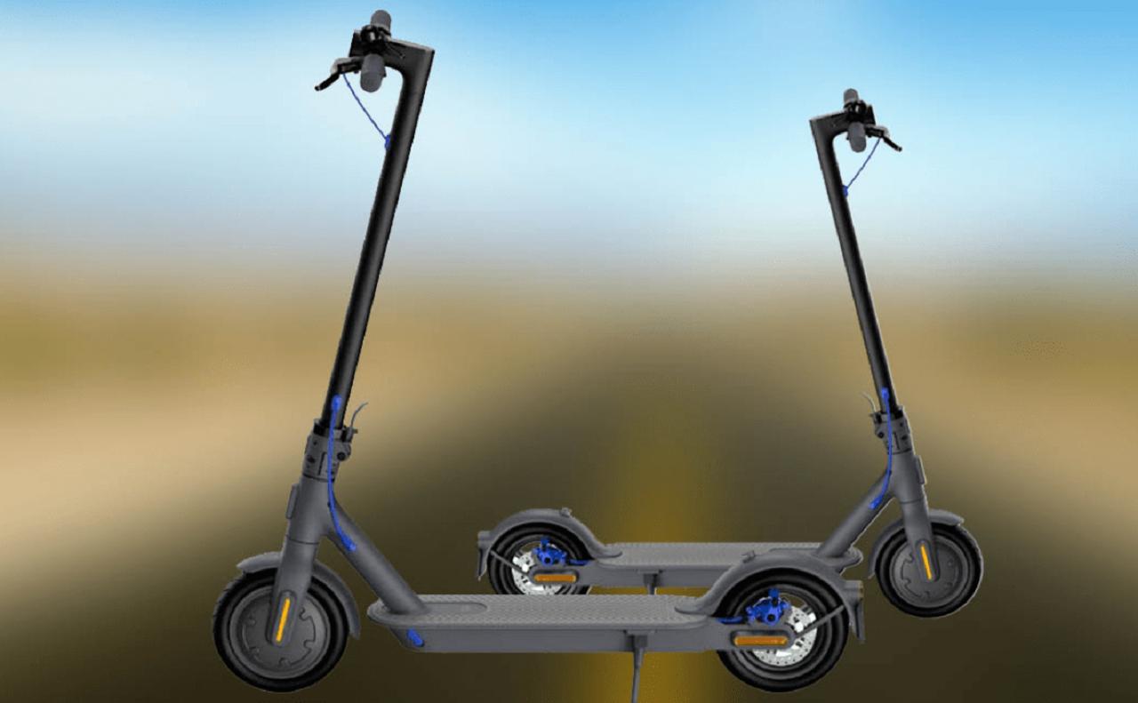 Xiaomi Mi scooter 3 caractéristiques