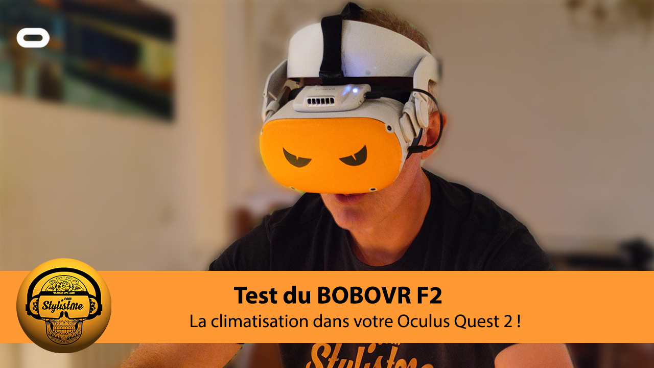 BOBOVR F2 test