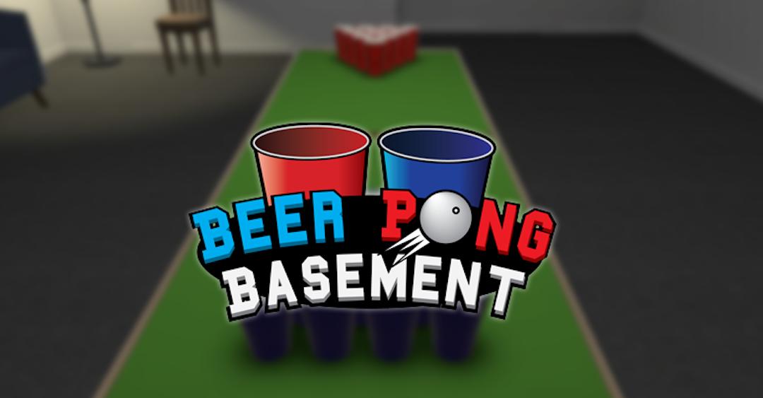 Beer Pong Basement VR