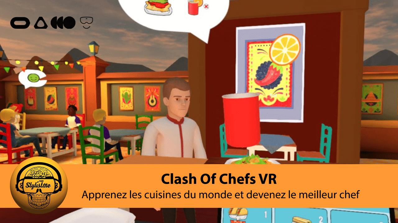 Clash Of Chefs VR avis test