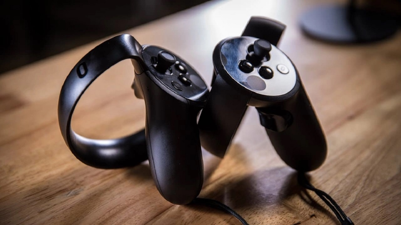 Jedi Oculus Touch Facebook Connect 2021