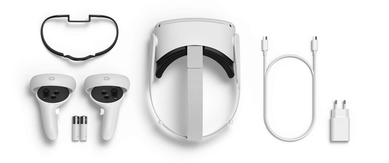 Oculus Quest 2 128 Go ou acheter