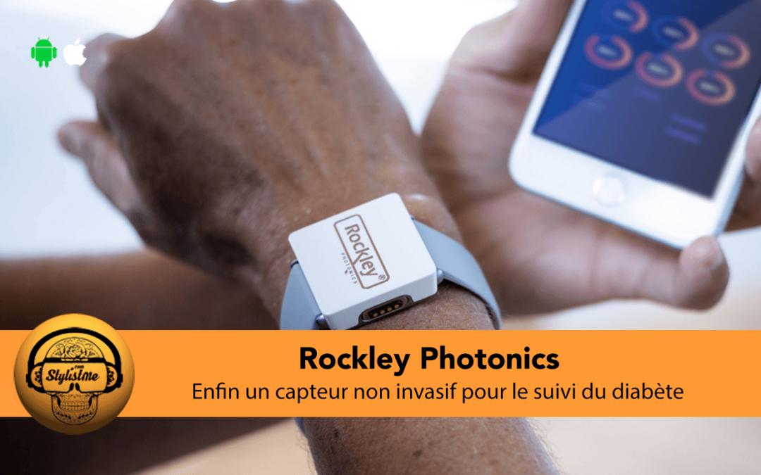 Rockley Photonics la technologie pour le suivi du diabète non invasif