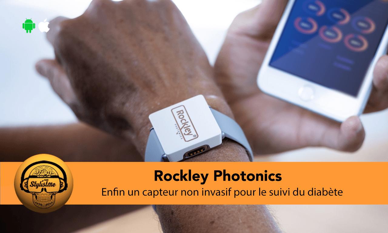 Rockley Photonics montre suivi diabète