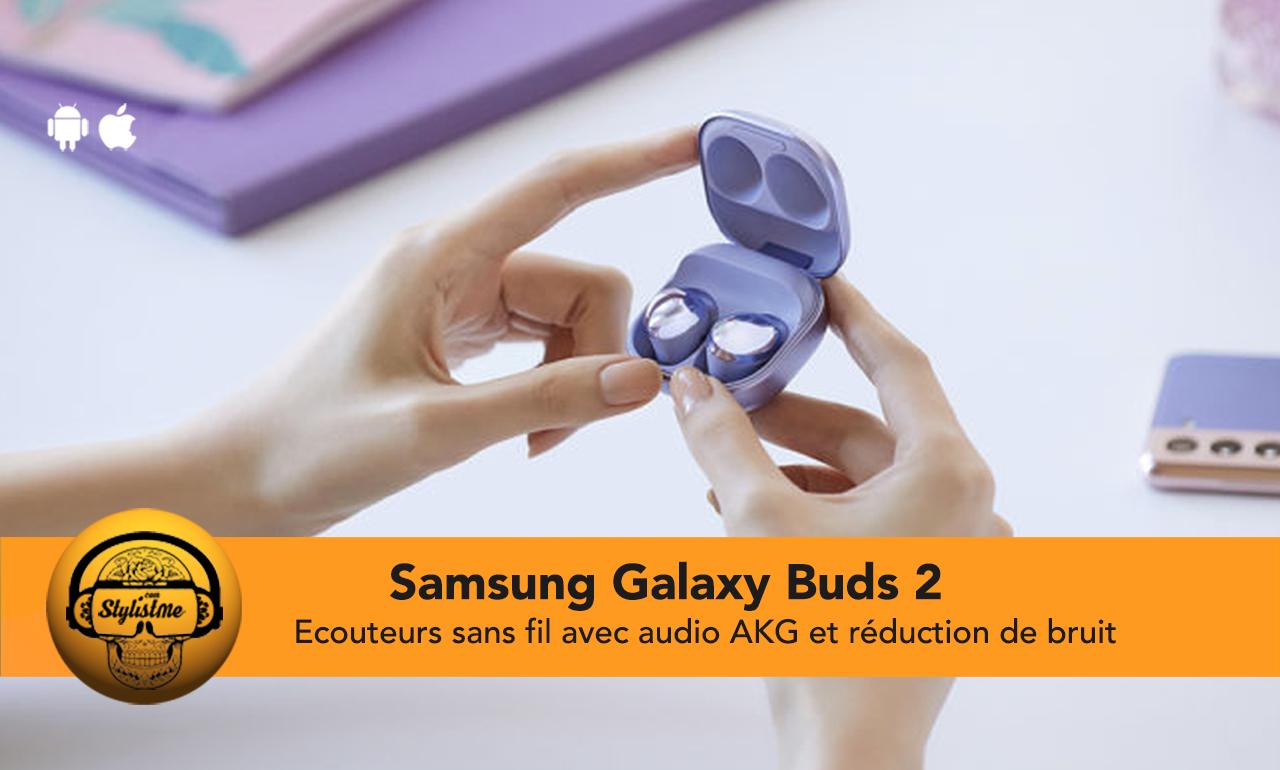 Samsung Galaxy Buds test avis