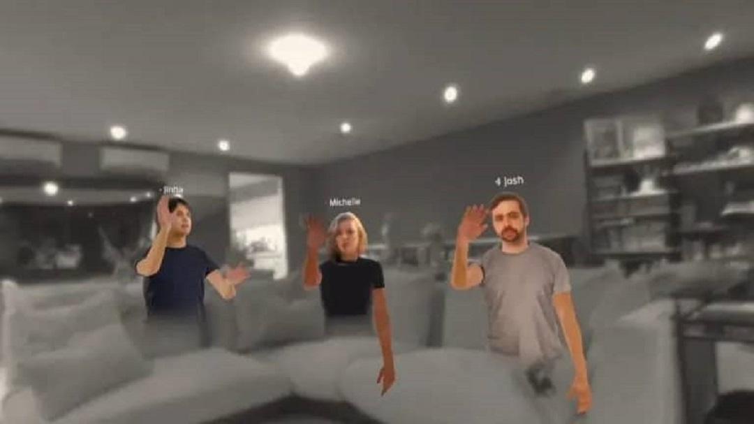 AR Oculus Quest 2