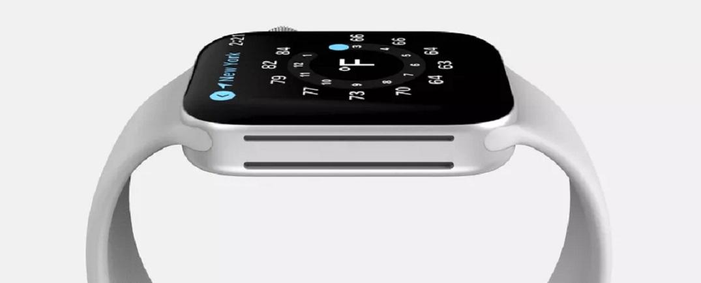 Apple Serie 7 design