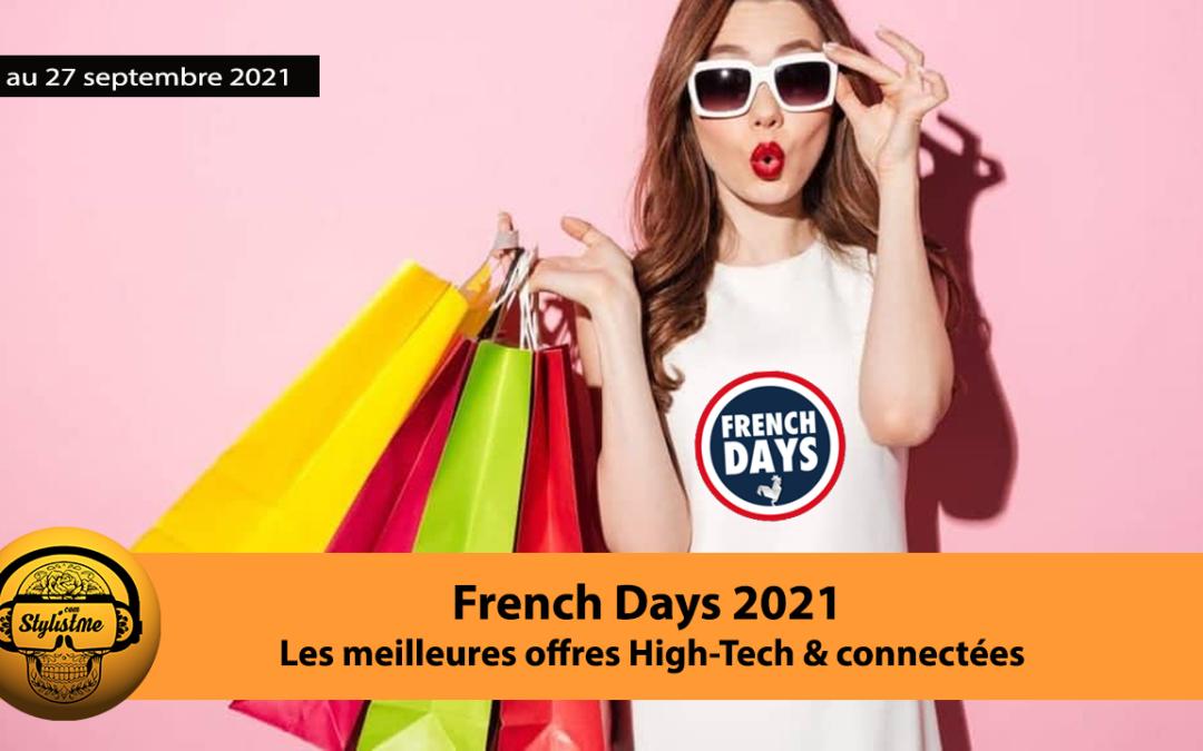 French Days 2021 date et bons plans high tech pour s'équiper pas cher