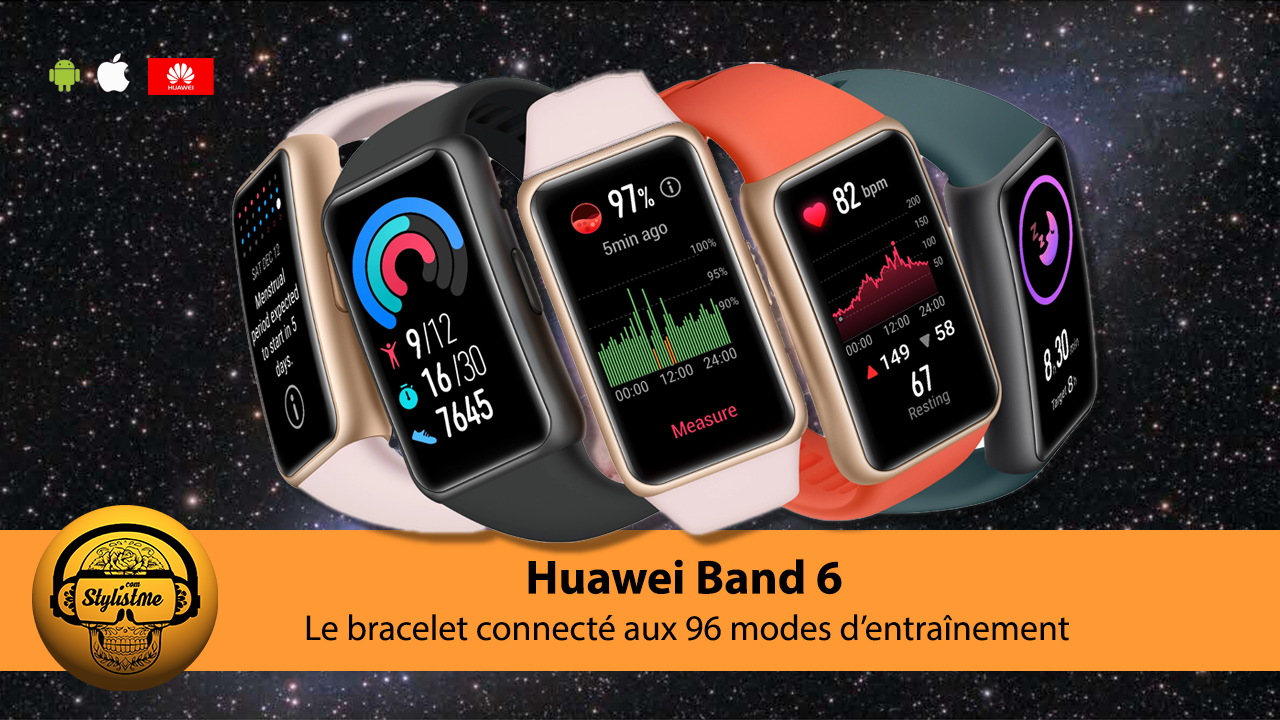 Huawei Band 6 test