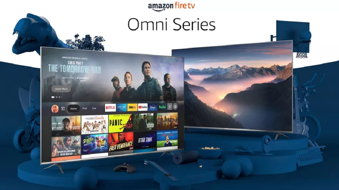 Prix Amazon Fire TV Omni