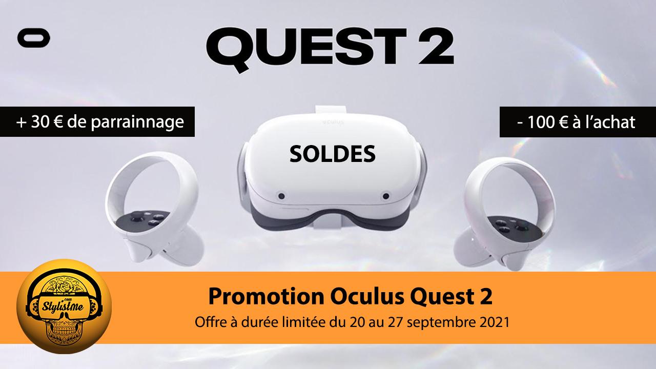 Réduction Oculus Quest 2