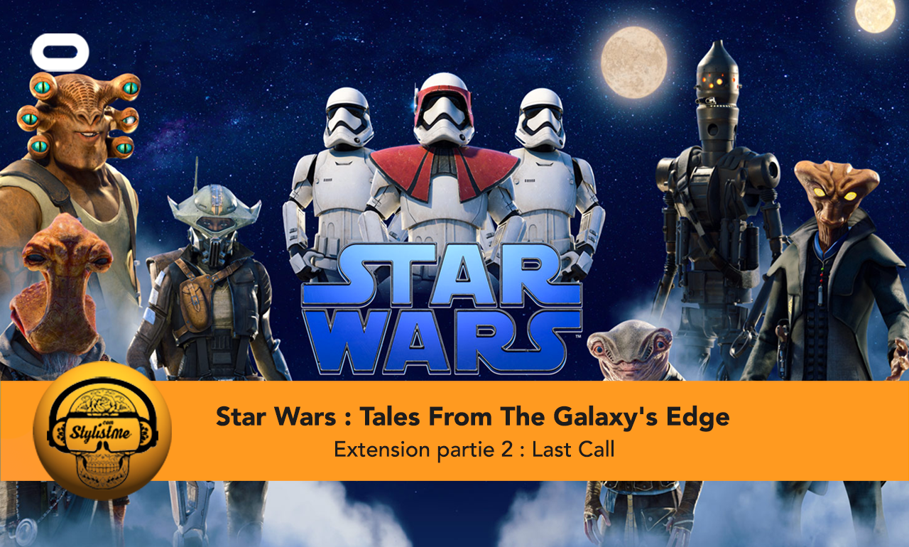 Star Wars Tales From The Galaxy's Edge 2